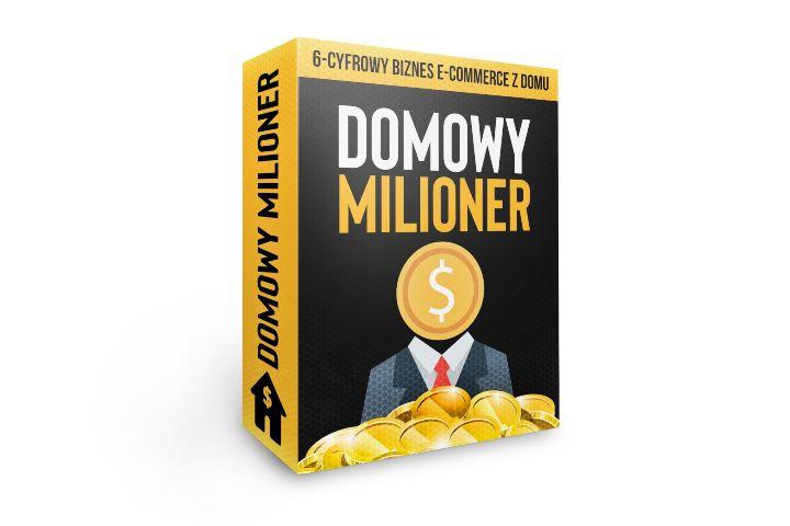 Kurs e-commerce Domowy Milioner - Stwórz własny sklep internetowy