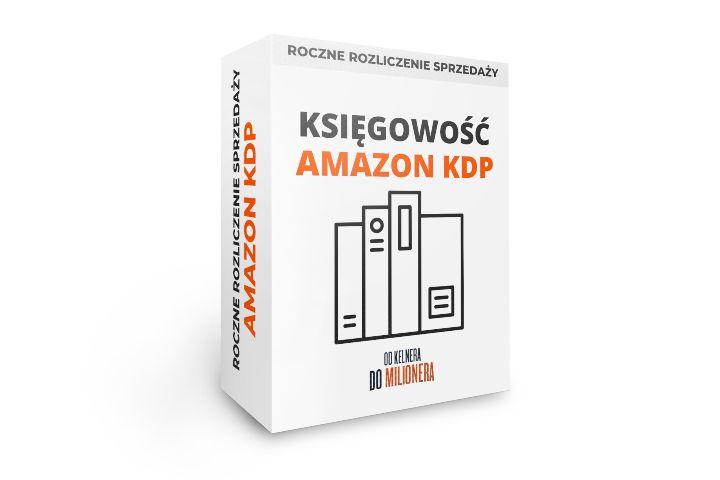 Księgowość Amazon KDP